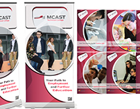 Rollups and A0 for MCAST Technical College EXPO2016