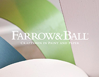 Farrow & Ball - Window Display