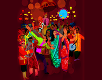 Baraat( Indian Wedding Downloadable Theme Samsung)