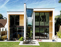 Home in Reculver by OB Architecture
