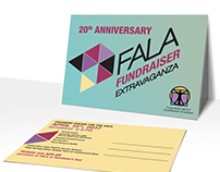 FALA Fundraiser invitation