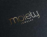 Moiety Logo Design
