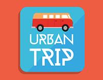 Urban Trip | Application mobile & Web design