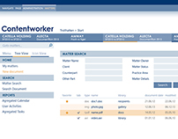 "MS SharePoint портал ""ContentWorker"""