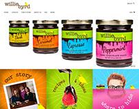 Willie Byrd Chocolate Sauce