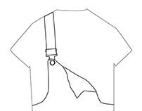 Tričko Krušovické chmelové brigády