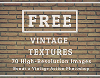 Freebie 70 Texture Background Vintage Tone