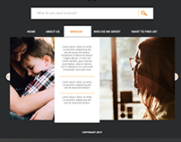 Creative Thinking : Portfolio Themed UI Design