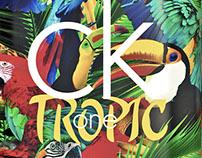 CK One Tropic Packaging