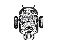Android Series 6 Sangoma