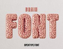 Brain Font