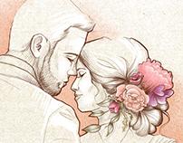 Idéogramme - Wedding