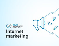 Soft Industry. Internet marketing presentation