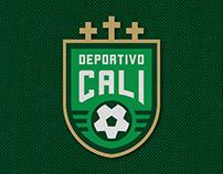 Deportivo Cali | Rebranding unofficial