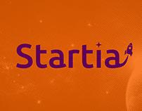 Startia Logo Muckups
