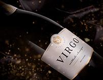 KLET BRDA wine cellar VIRGO | Packaging design