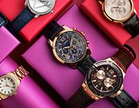 Portfolio // Watches