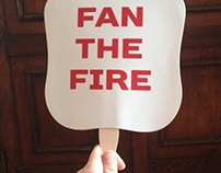 Hand Fans for today's political and actual climate.