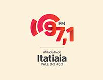 Marca Rádio Itatiaia