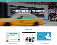 WordPress Business Site: Accelerate Marketing