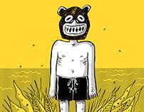 Aterro - Comic book