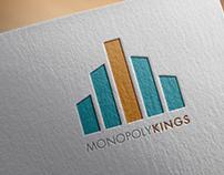 MonopolyKings - Branding