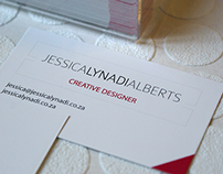 JLA Business Cards