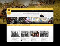 UX/UI website RVIO