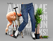 Website Design - Us Apparel & Textiles.