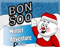 Bon Soo iPad App Mockup