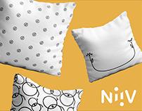NIIV Upcycling Branding Project