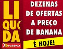 Ivasko Supermercados - Liquida Ivasko
