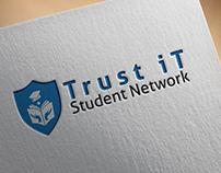 Brand identity design Trust iT