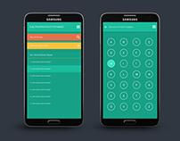 Medicine Library - Mobile App