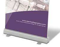 Spectra Labs – Roll-up Banners