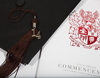 SUU Commencement Program Redesign (2014)