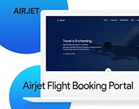 Airjet Web & Applications
