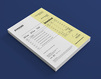 Freebie Invoice Bundle