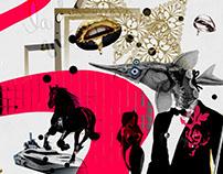 VODKA collage