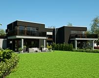 Semi-terraced house inEndingen - Switzerland