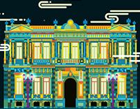 MÉXICO, museo nacional de la máscara