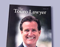 The Touro Lawyer Magazine 2017