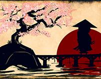 Samurai Sunset