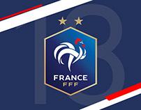 Équipe de France - Automne 18