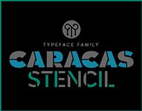 Caracas Stencil Pro