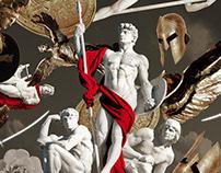 GODS & MONSTERS | DIGITAL ART