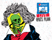 Pepsi MTV Indies [new work]