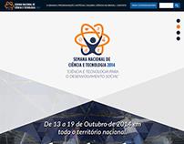 Semana Nacional de Ciência & Tecnologia