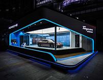 Porsche Taycan Space