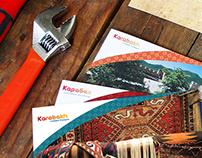 KARABAKH TRAVEL Branding